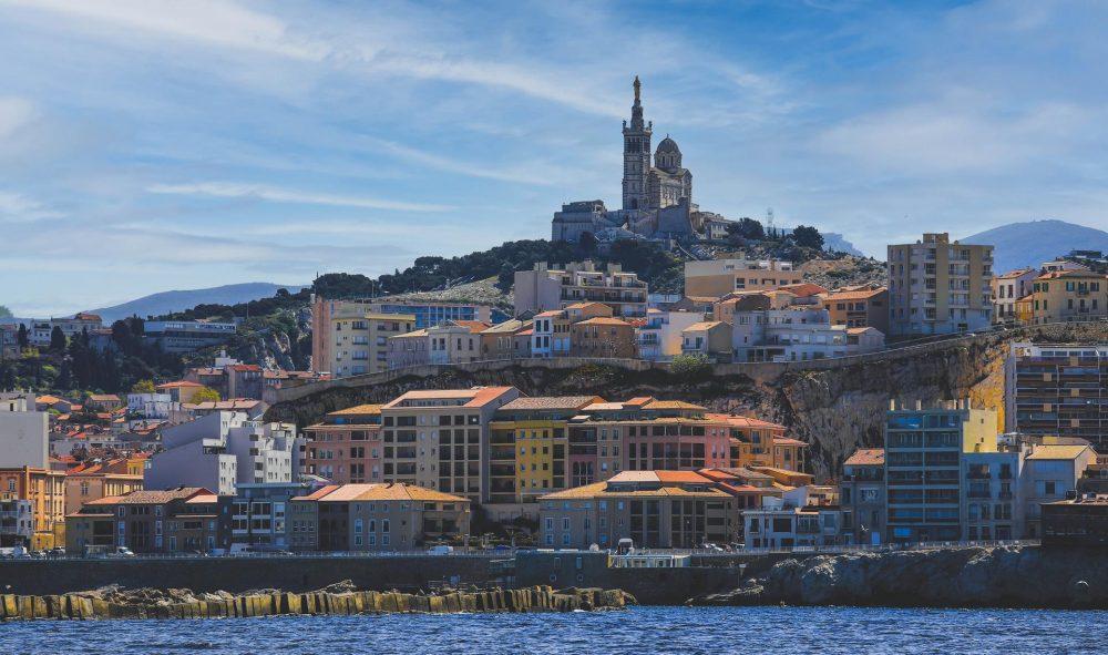 Marabout africain à Marseille